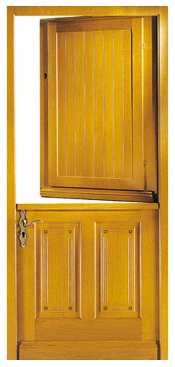Fabricant de portes classiques classique abainvilloise for Porte fermiere bois
